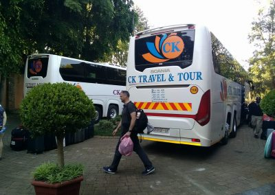 48 seater Scania Bus and Tourist