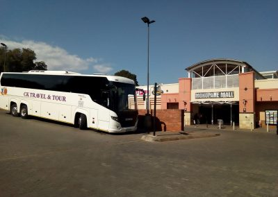 48 Seater Scania Bus Tours