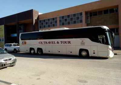 48 Seater Scania Bus Touring