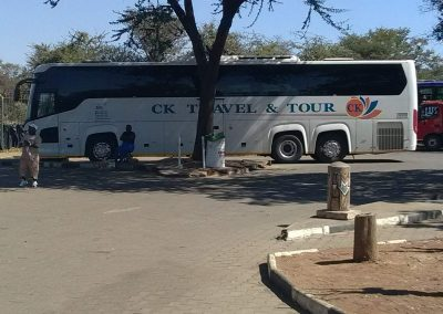 48 Seater Scania Bus Tours SA
