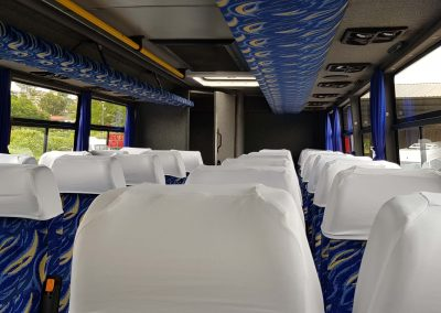 30 Seater Mercedes Coach Seating