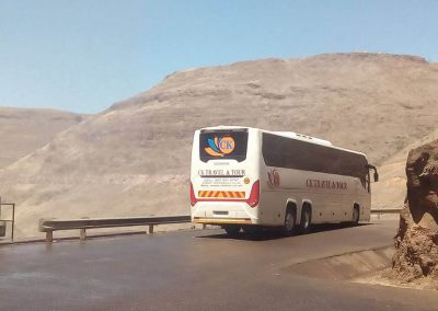 48 Seater Scania Bus Touring SA