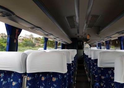 34 Seater Iriza Coach Interior