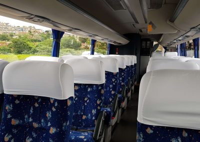 34 Seater Iriza Coach Seats