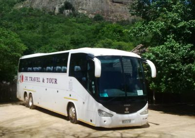 CK Tour 52 Seater Scania Bus Tours
