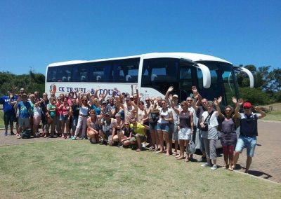 CK Tour 52 Seater Scania Tours