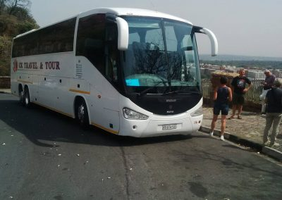 CK Tour 52 Seater Scania Overland Tour
