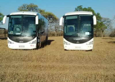 CK Tour 52 Seater Scanias Overland Touring